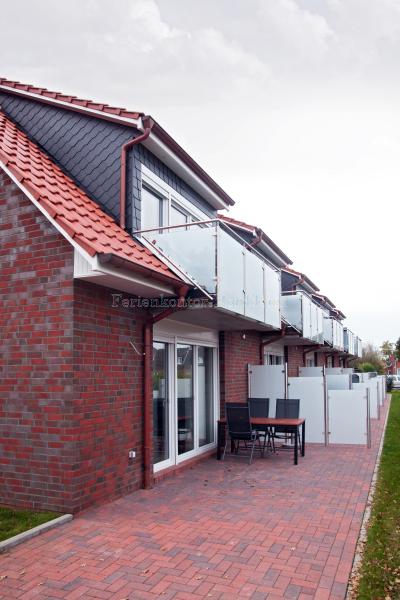 Ferienhaus 1 Außenansicht