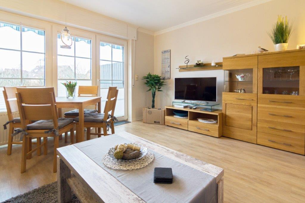 ferienwohnung jolle d11 ferienwohnung norddeich. Black Bedroom Furniture Sets. Home Design Ideas