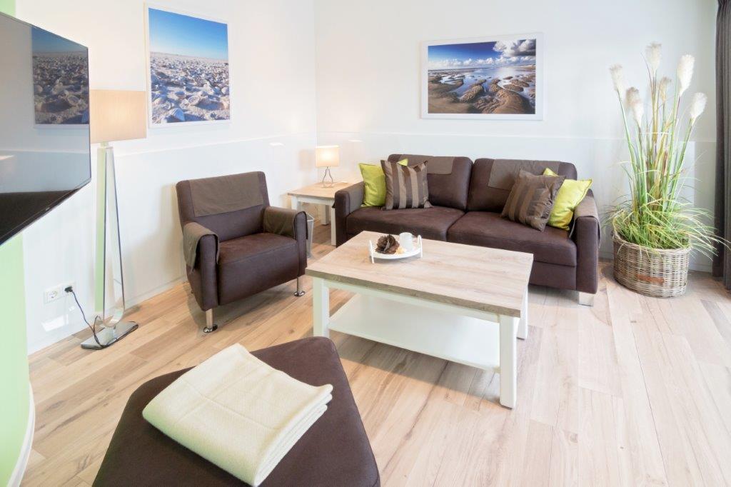 Norddeich traum penthouse 1 for Wohnzimmer 22 grad
