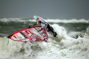 Wind Surfen in Norddeich