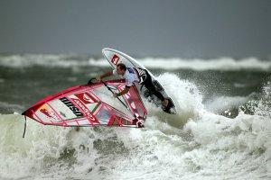 Wind Surfen in Norddeich