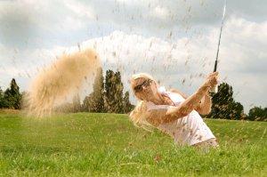 Abenteuer Golf in Norddeich