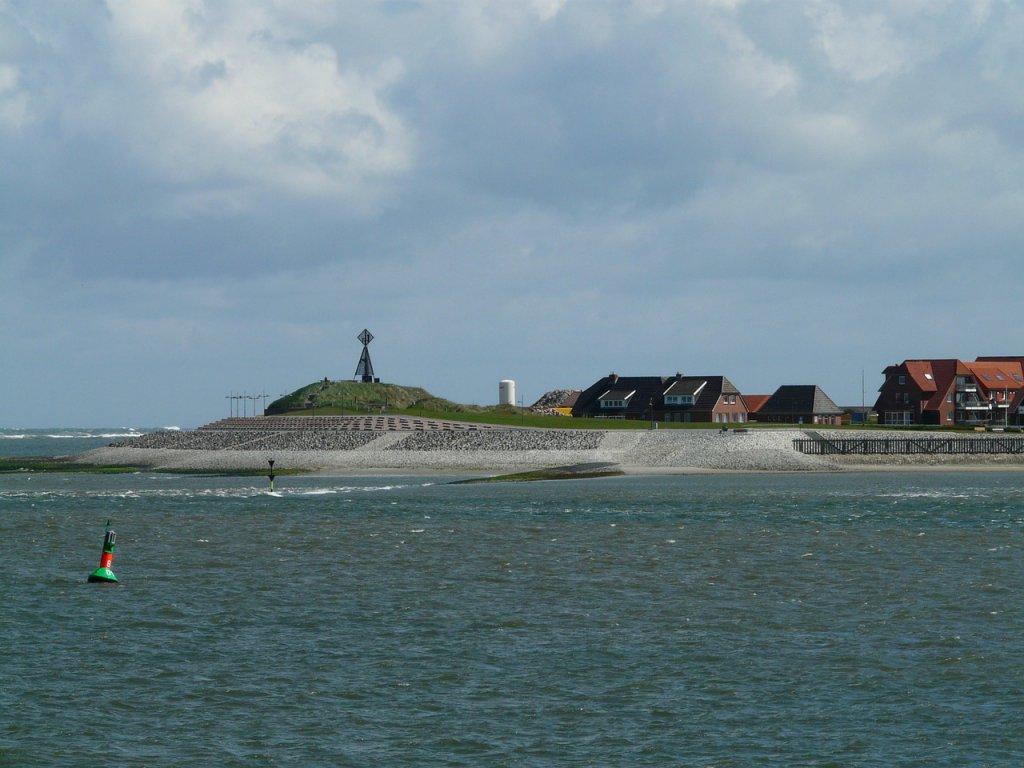 Hafen von Baltrum
