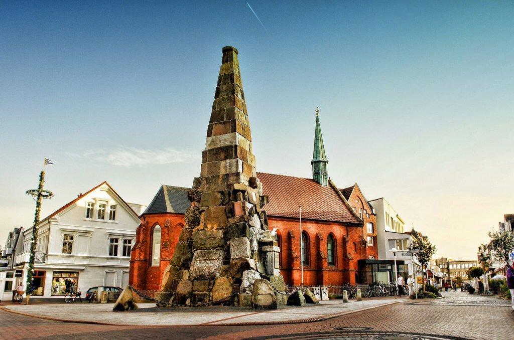 Einkaufstour auf Norderney